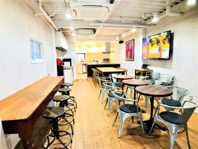 スペース 40㎡ - Talkレンタルキッチン恵比寿 Talk キッチンスタジオ恵比寿の室内の写真