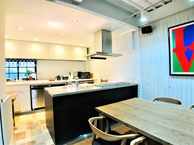 Talkレンタルキッチン恵比寿 Talk キッチンスタジオ恵比寿の室内の写真
