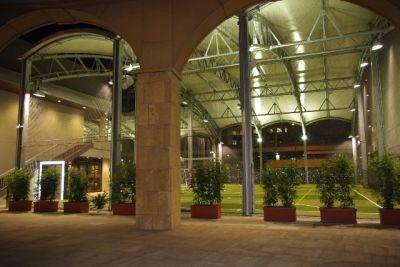 アディダスフットサルパーク川崎 【Aコート】多目的スペース の外観の写真