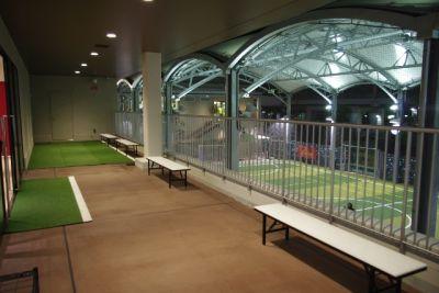 アディダスフットサルパーク川崎 【Aコート】多目的スペース の設備の写真
