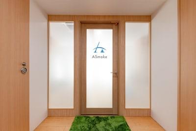 ボディメイクスタジオASmake レンタルスペース(ジム等)の室内の写真
