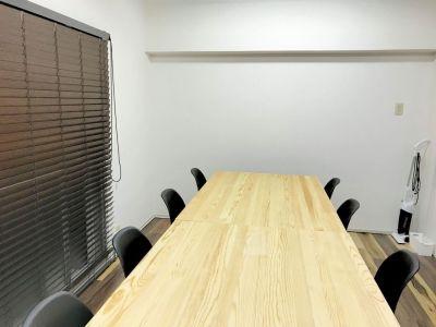 スパークル会議室 トーカン博多第5貸会議室の室内の写真