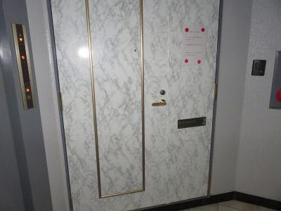 豊強ビル 豊強ビル貸会議室Aの入口の写真