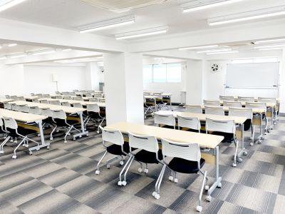 鶴見駅前ホール【加瀬会議室】 第一・第二会議室の室内の写真