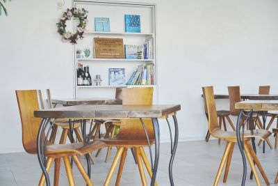 CAFE  azito ロケーションスタジオの設備の写真