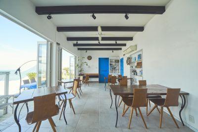 CAFE  azito ロケーションスタジオの室内の写真