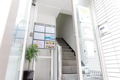 オフィスパーク 赤坂コークス 赤坂コークス404号室の外観の写真
