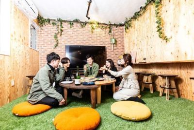 【Eurekaスペース】 デザインハウス♡撮影/パーティーの室内の写真