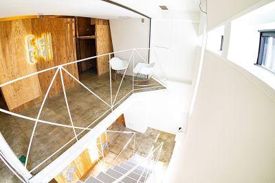 ちょうどいい。CELL ②★最小単位クリエイティブ空間★の室内の写真