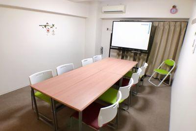 お気軽会議室「みその座」 レンタルスペースの室内の写真