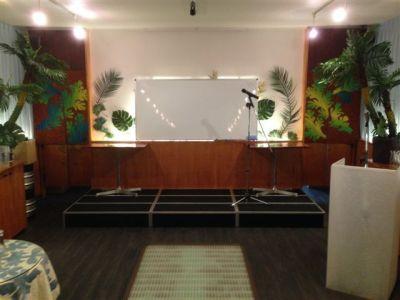 伏見パーティスペース カラパナ 【2F】イベントスペースの設備の写真