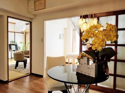 ピュール・ブラン 脱毛&トータル美容サロンの室内の写真