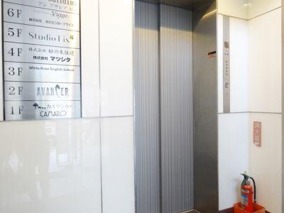 名古屋会議室 スタジオフィックス名古屋栄伏見店 4B(スタジオ)の設備の写真