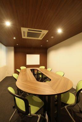 仙台協立第2ビル 仙台協立第2ビル2階第3会議室の室内の写真