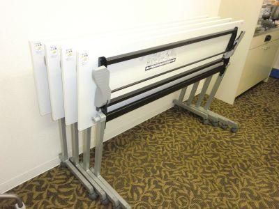 さくら貸し会議室 いつも綺麗な会議室の設備の写真