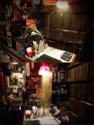 レジ、レコード棚、感染防止シート - サムライ会議室 貸切フロア(5階)の室内の写真