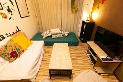 TS00155歌舞伎町 パーティスペースの室内の写真