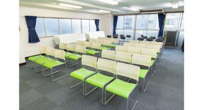 【荻窪駅徒歩5分】会議室 会議室/セミナールームの室内の写真
