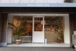 DELICAFE102 レンタルスペースの入口の写真