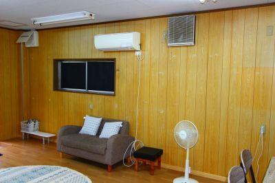 キャンサー緑橋 パーティルームの室内の写真