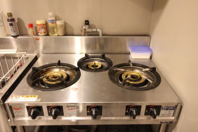NHOTEL CAFE レストランスペースの設備の写真