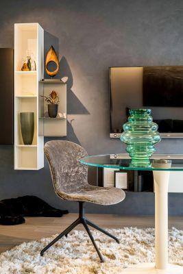 Azabu Lounge リビングスペースの室内の写真