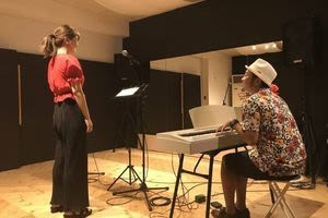 音楽レッスン - ラビートスタジオ 天神駅4分多目的スタジオの室内の写真
