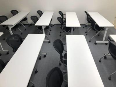 高田馬場ビル ワンコイン会議室高田馬場の室内の写真