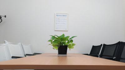 新橋駅前ビル ワンコイン新橋駅会議室B-01の室内の写真