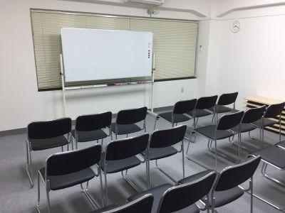MSビル コモンズ飯田橋神楽坂会議室の室内の写真