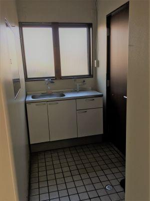 フマニタスビルレンタルスペース 1階・多目的会議室フロア の設備の写真