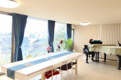 宇都宮 スペースファルフ 貸スタジオ(ピアノ無し)の室内の写真