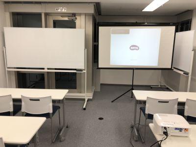 ヒューリック八重洲第 ワンコイン東京駅南口大会議室2Fの室内の写真