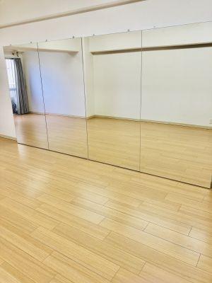 【新大阪】レンタルスタジオカベリの室内の写真
