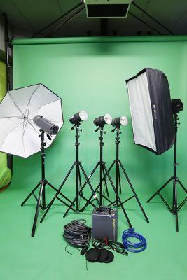 レンタルスペースザマスタジオ フォトスタジオ&多目的スペースの設備の写真