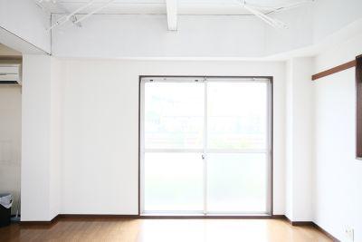 レンタルスペースザマスタジオ フォトスタジオ&多目的スペースの入口の写真