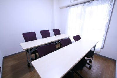 アネックス横浜 ふれあい貸し会議室 横浜Aの室内の写真
