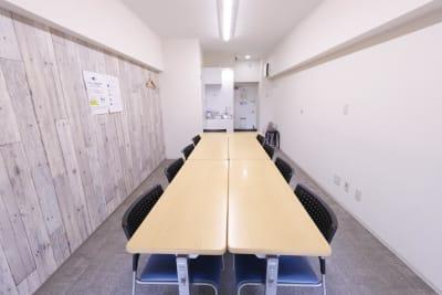 ビジネスヴィップ池袋 コモンズ南池袋会議室の室内の写真