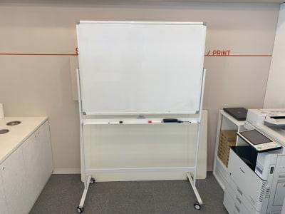 オフィスパーク 六本木コークス ブース2の室内の写真