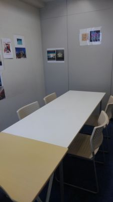 IPA語学学院 教室・会議室・打合せ・作業室等の室内の写真