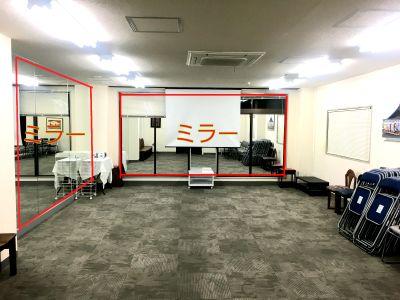 一般社団法人日中国際文化交流協会 フィットネス、ダンス、テレワークの室内の写真