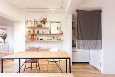 GOBLIN.原宿店 -GALLERY A/B- 【A】スチール撮影の室内の写真