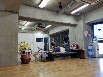 レンタルスペース「アーズ」 レンタルスタジオの室内の写真