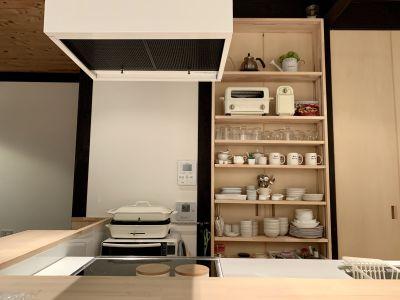 レンタルキッチン シロナガヤ レンタルキッチンの設備の写真