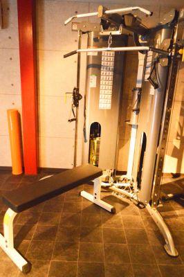 ケーブルクロス - ARUKAビル SinwaTrainingGymの設備の写真
