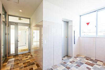 廊下 - 真和ビル S-Space(エススペ)の室内の写真