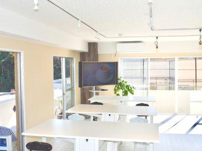 ミコノス横浜 レンタルスペースの室内の写真