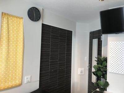 目黒5号 女子会スペースの室内の写真