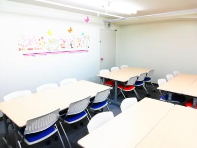 島型形式 - meeting roomJACK JACKの室内の写真