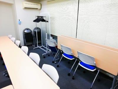 予備のテーブル・椅子  - meeting roomJACK JACKの室内の写真
